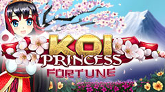 Koi Princess Fortune